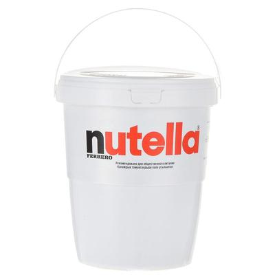 Паста ореховая Nutella 3 кг