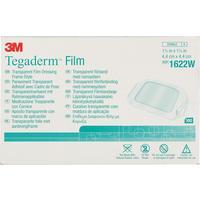 Пластырь-повязка 3M Tegaderm для фиксации катетеров 4.4х4.4 см (100 штук в упаковке)
