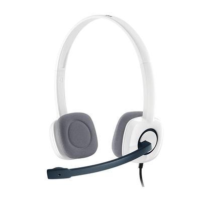 Гарнитура проводная Logitech Headset H150 (981-000350)
