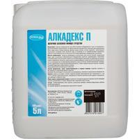 Средство для CIP-мойки оборотных бутылей и кондитерских форм из полимерных материалов Алкадекс П 5 л (концентрат)
