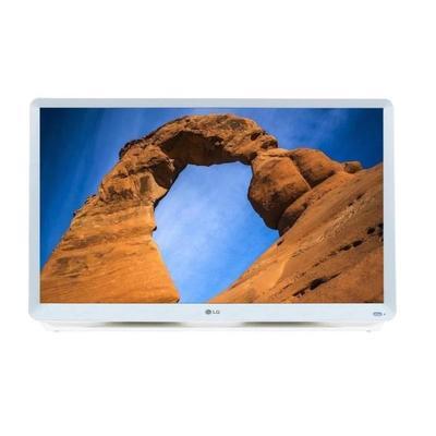 Телевизор LG 27TK600V-WZ белый