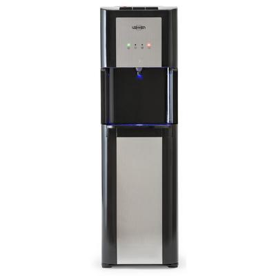 Кулер для воды Vatten L48NK черный/серебристый