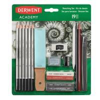Набор для рисования скетчей Derwent Academy Sketching