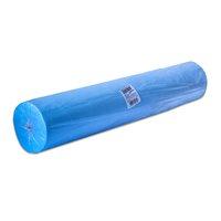 Простыня одноразовая Premium в рулоне с перфорацией нестерильная 80х70 см СМС (голубая, плотность 17 г, 300 штук в рулоне)