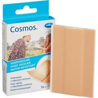 Набор пластырей водоотталкивающих Cosmos 6x10 см (5 штук в упаковке)