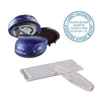 Печать самонаборная круглая Colop Stamp Mouse(однокруговая R40/1 Set)