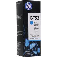Контейнер с чернилами HP GT52 M0H54AE голубой оригинальный