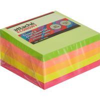 Стикеры Attache Economy 76х76 мм неоновые 5 цветов (1 блок, 400 листов)