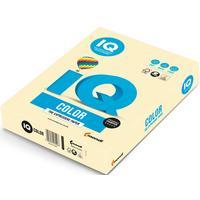 Бумага цветная для печати IQ Color бежевая пастель BE66 (А4, 160 г/кв.м, 250 листов)