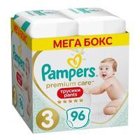 Подгузники-трусики Pampers Premium Care Pants Midi 3 (M) 6-11 кг (96 штук в упаковке)