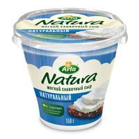 Сыр Arla Natura Мягкий сливочный натуральный 60% 150 г