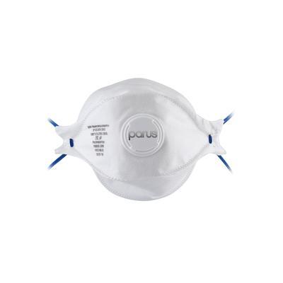 Респиратор Parus 3СК противоаэрозольный с клапаном FFP3