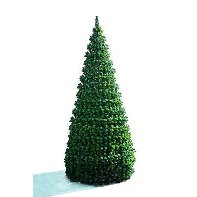 Елка новогодняя Green Trees Уральская уличная 25 м (хвоя-леска)