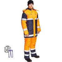 Костюм зимний Спектр-1 куртка и брюки (размер 52-54, рост 182-188)