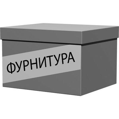 Фурнитура Этюд для стеклянной двери (1 штука в упаковке)