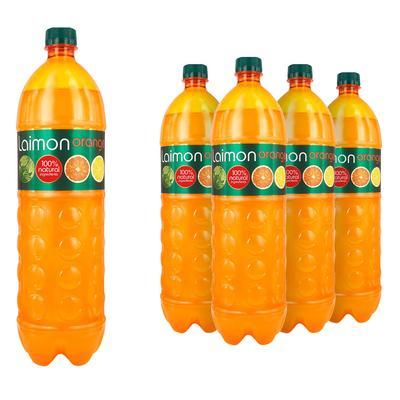 Напиток Laimon Orange газированный 1.5 л (6 штук в упаковке)