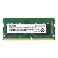 Оперативная память Transcend JM2666HSG-8G 8 ГБ (SO-DIMM DDR4)