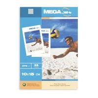Фотобумага для цветной струйной печати ProMega jet односторонняя (сатин, 10х15 см, 270 г/кв.м, 25 листов)