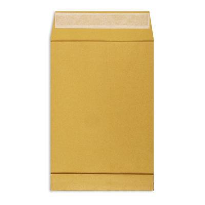 Пакет Extrapack С4 (229x324 мм) из крафт-бумаги 100 г/кв.м стрип (250 штук в упаковке)