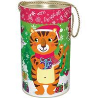 Новогодний сладкий  подарок Тигра 1000 г (с Milky Way и купоном)
