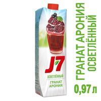 Нектар J-7 гранат/черноплодная рябина 0.97 л