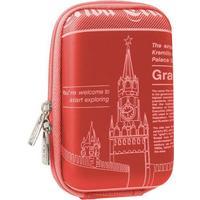 Чехол для фотокамеры Riva 7103 Digital Case travel красный