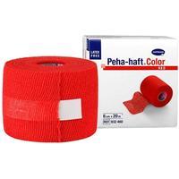 Бинт Peha-haft самофиксирующийся эластичный красный 20 м x 6 см