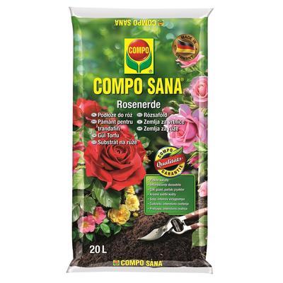 Почвогрунт для роз Compo Sana 20 л