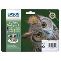Набор картриджей Epson T079A С13T079A4A10 6 цветов (CMYKLcLm)