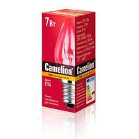 Лампа накаливания для ночник Camelion DP-704,прозр.,BL-4,220V,7W,Е14 7077