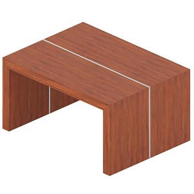 Стол журнальный An-1 (орех тангенциальный, 800x600x430 мм)