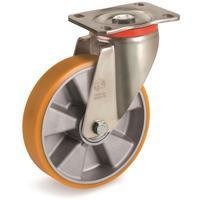 Колесо для тележки поворотное Tellure Rota 150 мм (657604)