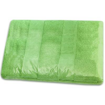 Полотенце махровое Конфетти 30х60 см 360 г/кв.м зеленое