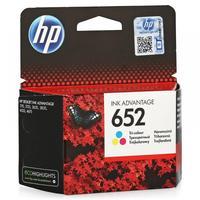 Картридж струйный HP 652 F6V24AE CMY оригинальный