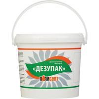 Салфетки сухие Дезупак дезинфицирующие (100 штук в упаковке)