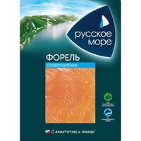 Форель Русское море слабосоленая ломтики 120 г