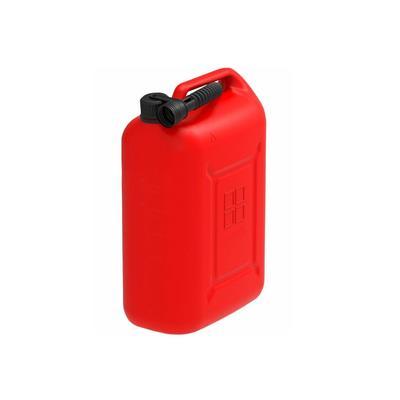 Канистра полиэтиленовая 25 л красная с крышкой