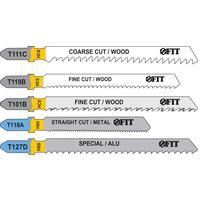 Набор полотен, 5 шт (T111C, T119B, T101B, T118A, T127D) FIT (41008)