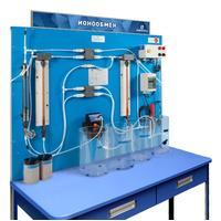 Комплект учебно-лабораторного оборудования Ионообмен