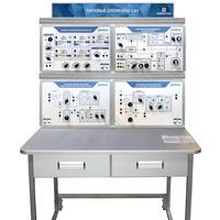 Комплект учебно-лабораторного оборудования Типовые элементы САУ