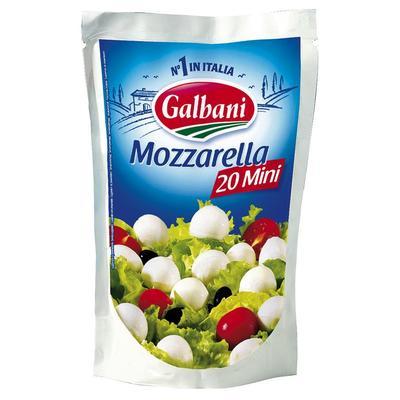 Сыр Galbani Mozzarella Mini 45% 150 г