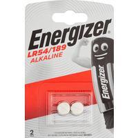 Батарейки Energizer Alkaline LR54/189 (2 штуки в упаковке)