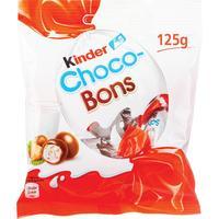 Конфеты шоколадные Kinder Choco-Bons 125 г