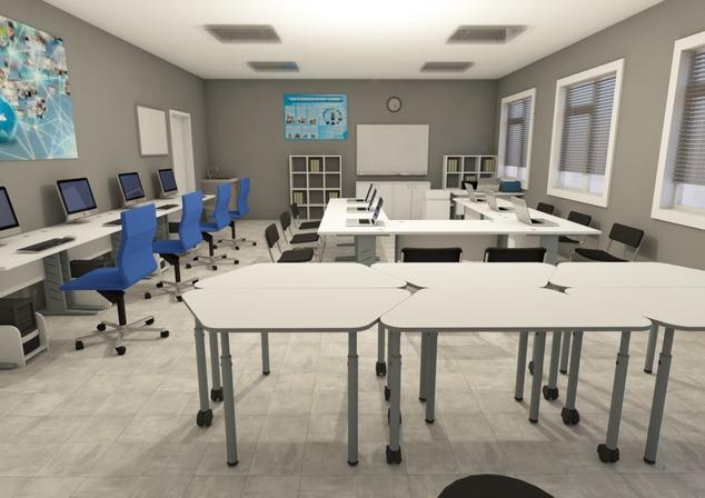 Мебель для кабинета информатики