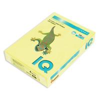 Бумага цветная для печати IQ Color желтая медиум ZG34 (А4, 160 г/кв.м, 250 листов)