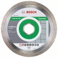 Диск алмазный Bosch Standard for Ceramic 125x22.23 мм 2608602202
