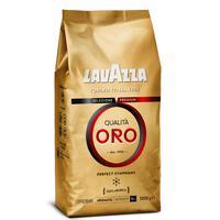 Кофе в зернах Lavazza Qualita Oro 100% арабика 1 кг