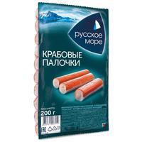 Крабовые палочки Русское Море охлажденные 200 г