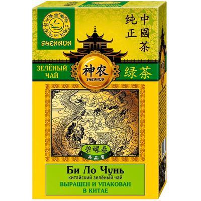Чай Shennun Би Ло Чунь зеленый 100 г