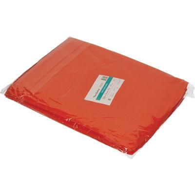 Простыня одноразовая Чистовье Люкс нестерильная 200x70 см спанбонд (оранжевая, плотность 30 г, 10 штук в упаковке)